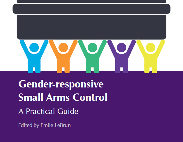 New Handbook on gender-responsive small arms control