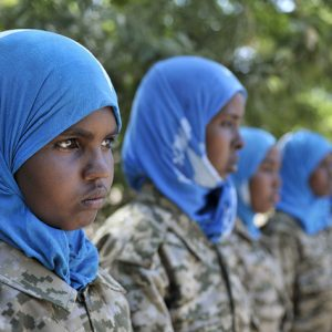 Women, Peace and Security Report
